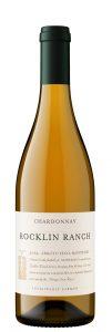 Rocklin Ranch 2019 Chardonnay Bottle shot -highres