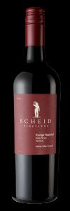 Scheid Vineyards 2018 Touriga Nacional Bottle Shot -transp