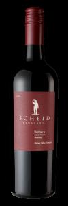 Scheid Vineyards 2020 Barbera Bottle Shot -transp