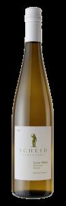 Scheid Vineyards 2020 Gruner Veltliner Bottle Shot -transp